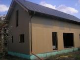 Stavba DREVODOMU - Břeclav